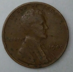 monedas de America - Estados Unidos -  1940 one cent