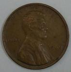 monedas de America - Estados Unidos -  1969 one cent