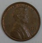 monedas de America - Estados Unidos -  1971 one cent