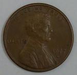 monedas de America - Estados Unidos -  1977 D one cent