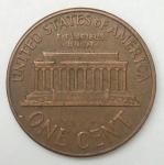 monedas de America - Estados Unidos -  1963 one cent