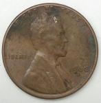 monedas de America - Estados Unidos -  1960 D one cent