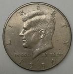 monedas de America - Estados Unidos -  1996 - P half dollar