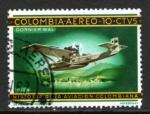 Sellos del Mundo : America : Colombia : 13-Historia de la aviación
