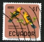 Sellos del Mundo : America : Ecuador : Güiraguhuro