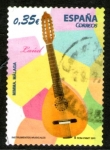 Sellos del Mundo : Europa : España : 4631-Instrumentos musicales