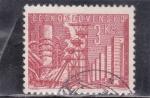 Sellos de Europa - Checoslovaquia -  industria en Kladno