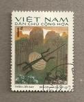Sellos de Asia - Vietnam -  Draco