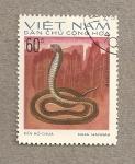 Stamps Vietnam -  Cobra