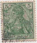 Stamps Germany -  Y & T Nº 53 [1]