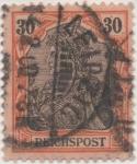 Stamps Germany -  Y & T Nº 57
