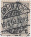 Sellos de Europa - Alemania -  Y & T Nº 66