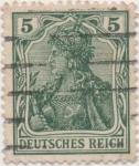 Sellos de Europa - Alemania -  Y & T Nº 68 [1]