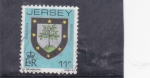 Sellos de Europa - Isla de Jersey -  escudo- Bisson