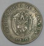 monedas de America - Panamá -  1970 - 5 centesim