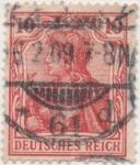 Stamps Germany -  Y & T Nº 69 [1]