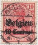 Sellos de Europa - Alemania -  Y & T Nº 69 [2]