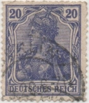 Stamps Germany -  Y & T Nº 70 [1]