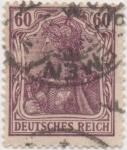 Stamps Germany -  Y & T Nº 90