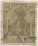 Sellos de Europa - Alemania -  Y & T Nº 125