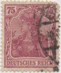 Stamps Germany -  Y & T Nº 126