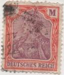 Sellos de Europa - Alemania -  Y & T Nº 129