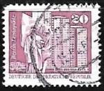 Sellos de Europa - Alemania -  Monumento a Lenin
