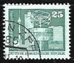 sellos de Europa - Alemania -  Alexander's place, Berlin