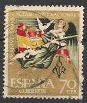 sellos de Europa - España -  XXV aniversario del Alzamiento Nacional. ED 1353