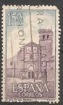 sellos de Europa - España -  Monasterio de Santa María del Parral. ED 1894