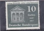 Stamps : Europe : Germany :  350 aniv.Universidad Ludwigs