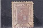 Sellos de Europa - Rumania -  Carol I