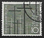 Stamps Germany -  Cementerio