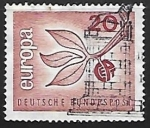 Stamps : Europe : Germany :  Europa