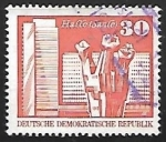 Stamps Germany -  Monumento