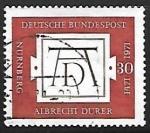 Sellos de Europa - Alemania -  500th Birth Anniv. of Albrecht Dürer,