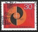 Sellos de Europa - Alemania -  Emblem of the meeting