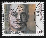 Stamps : Europe : Germany :  Klepper, Jochen
