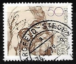 Stamps Germany -  Martin Buber 1878-1965