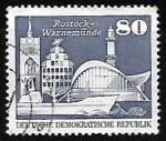 Sellos de Europa - Alemania -  Rostock-Warnemünde