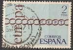Sellos de Europa - España -  Europa. ED 2031