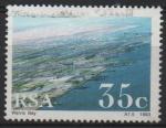 Sellos de Africa - Sudáfrica -  BAHÍA  WALVIS