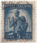Stamps : Europe : Italy :  Ita0005