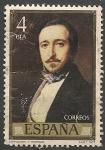 sellos de Europa - España -   Pintores.  Obras de Federico de Madrazo (1815-1894). ED 2432