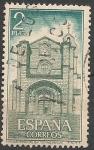 sellos de Europa - España -  Monasterio de Santo Tomás de Ávila. ED 2111