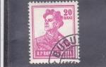 Sellos de Europa - Rumania -  obrero