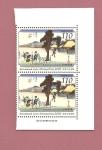 Sellos de Asia - Japón -  Semana Internacional de la carta de correos