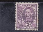 Sellos del Mundo : Oceania : Australia : George v