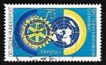 Sellos de Europa - Alemania -  Congreso mundial del rotary