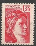 Sellos del Mundo : Europa : Francia : Sabine. SC 1572
